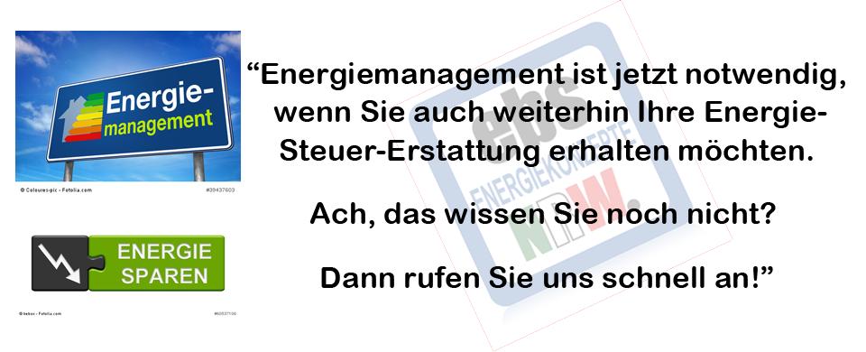 Energiemanagment-Beratung