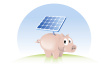 Rendite durch Solarstrom