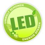 LED - Umwelt schonen - Energie sparen