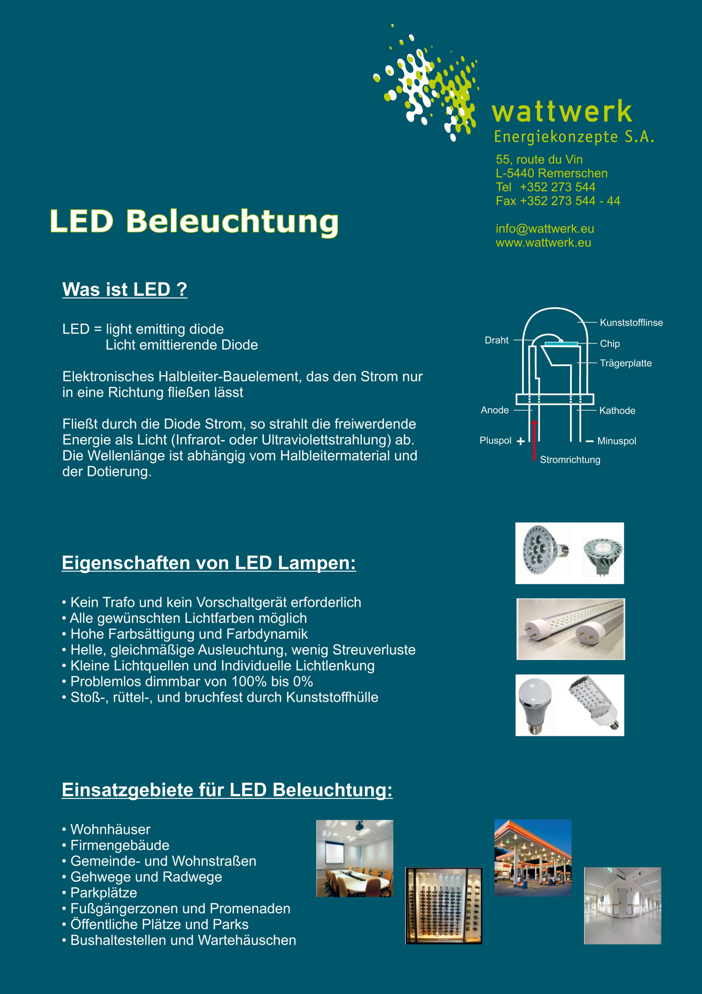 Was ist LED ?